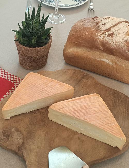 Le plateau de fromages avec les maroilles 550g